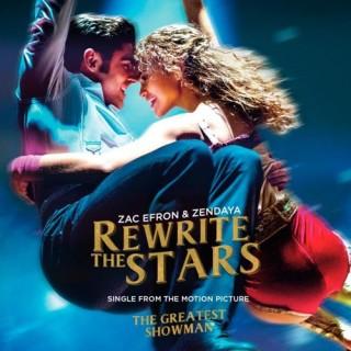 Download Music Mp3:- Zac Efron - Rewrite The Stars Ft Zendaya