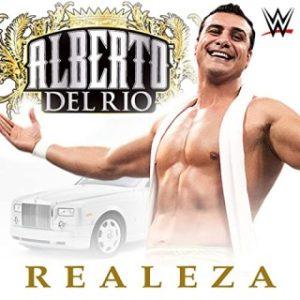 Alberto Del Rio - Realeza (MP3 Download)
