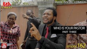 Download Comedy Video:- Who Is Your Pastor? – Mark Angel